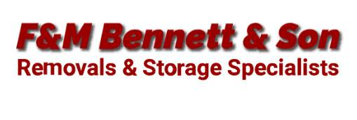 Removals from London and Essex   F   M Bennett   Son.png