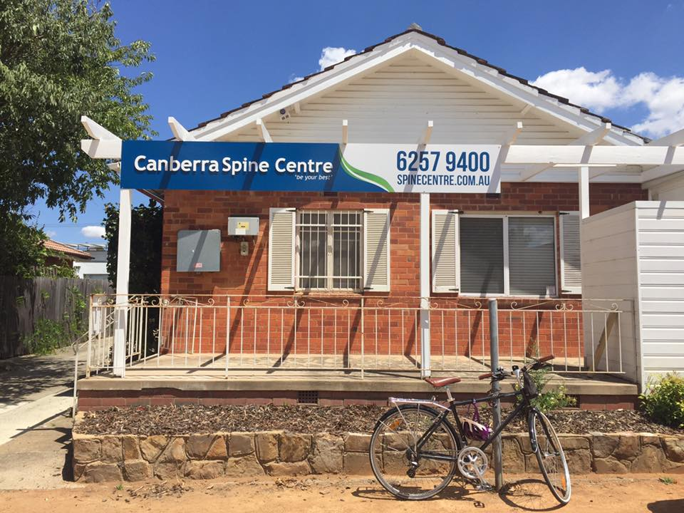 Canberra Spine Centre Front of Building Chiropractor Canberra.jpg