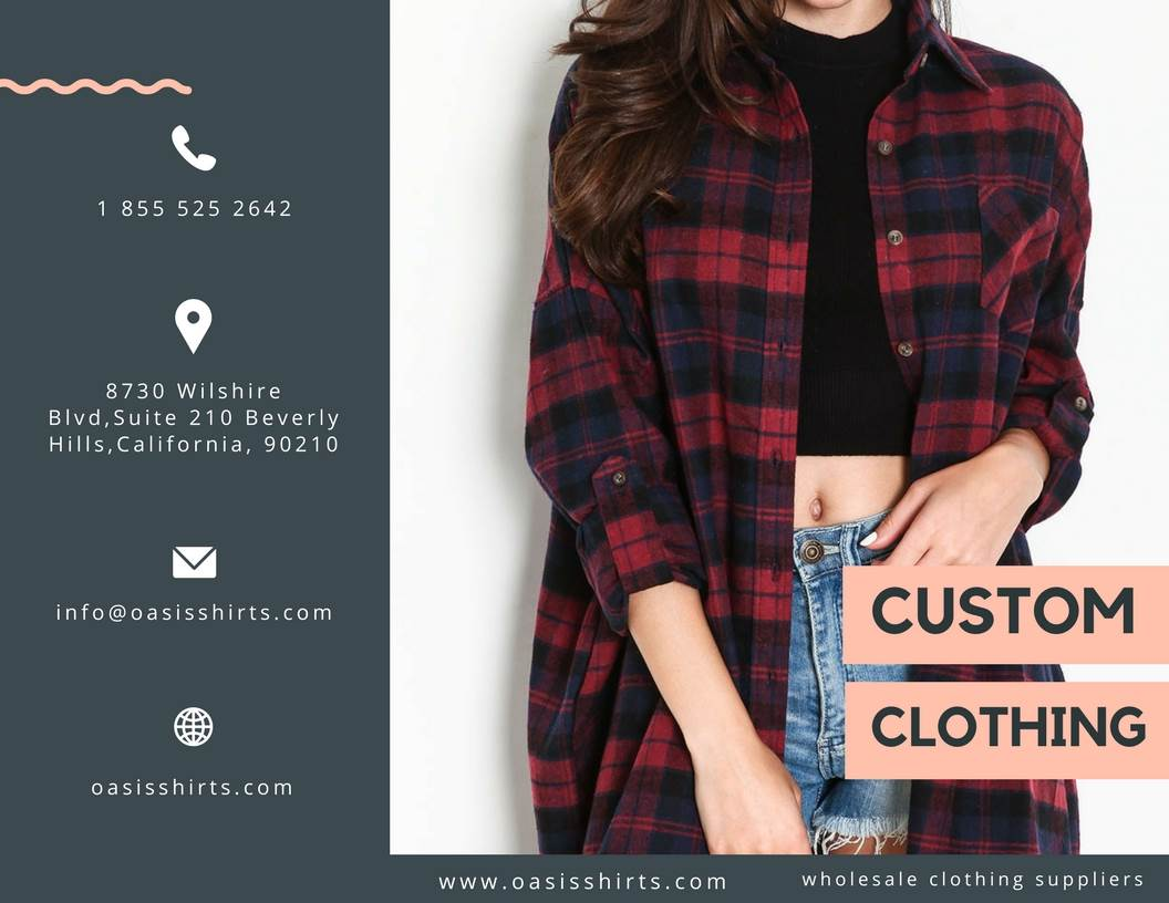 Oasis Shirts: Wholesale Clothing Supplier « World Business Zone